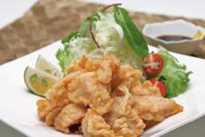 大分郷土料理のとり天は鶏肉の天ぷらのこと!